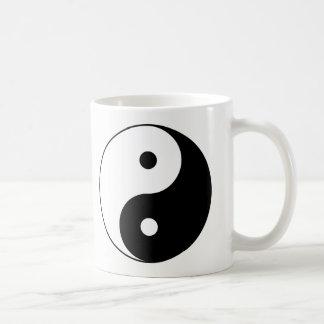 Mug yin yang