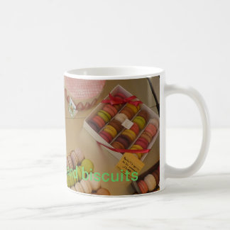 MUG - Yummy French cakes and biscuits
