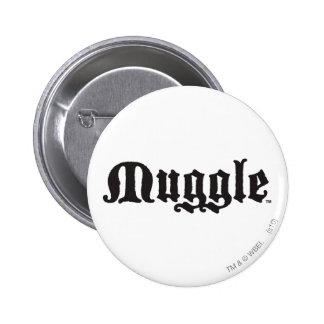 Muggle 6 Cm Round Badge