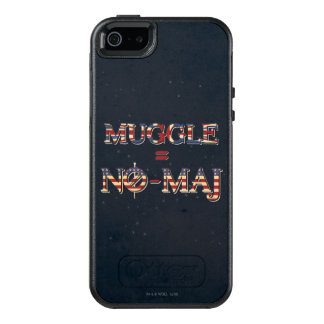 Muggle = No-Maj OtterBox iPhone 5/5s/SE Case
