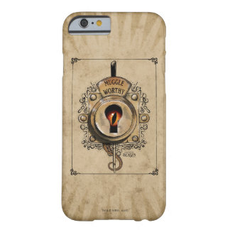 Muggle Worthy Lock With Fantastic Beast Locked In Barely There iPhone 6 Case