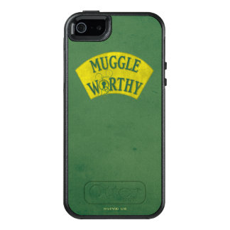 Muggle Worthy OtterBox iPhone 5/5s/SE Case