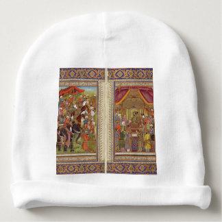 Mughal Indian India Islam Islamic Muslim Boho Art Baby Beanie