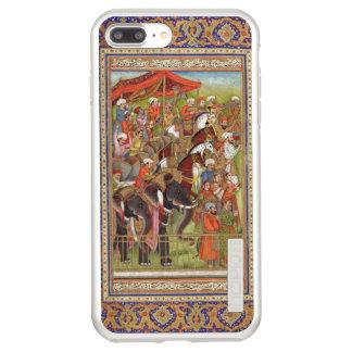 Mughal Indian India Islam Islamic Muslim Boho Art Incipio DualPro Shine iPhone 8 Plus/7 Plus Case