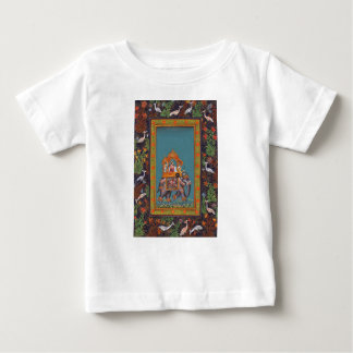 Mughal Indian India Islam Persian Persia Elephant Baby T-Shirt