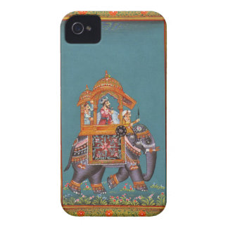 Mughal Indian India Islam Persian Persia Elephant Case-Mate iPhone 4 Case