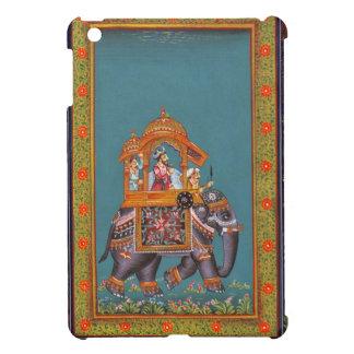 Mughal Indian India Islam Persian Persia Elephant iPad Mini Cover
