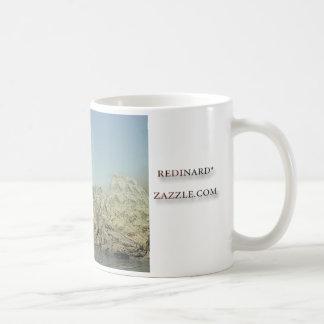 mugredzazzle  The Fortress Coffee Mugs