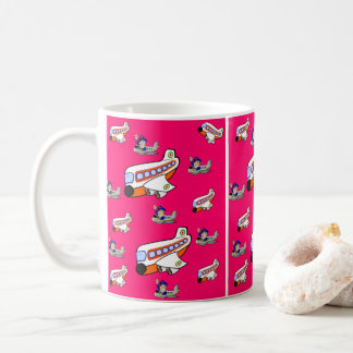 mugs airplanes