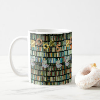 mugs book librarian