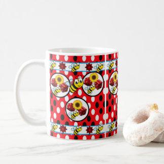 mugs bumblebees