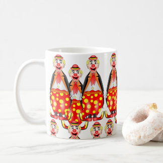 mugs clowns circus