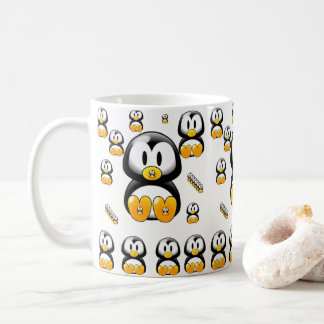 mugs penguins