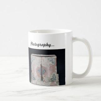 Mugs, Photography, Antique Photo Album,Hobbies Basic White Mug