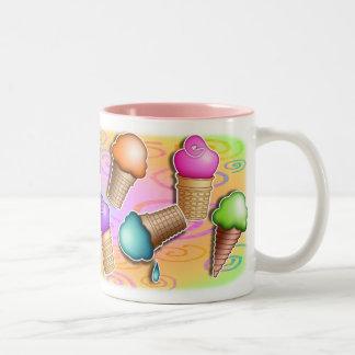 Mugs - Pop Art Ice Cream Cones