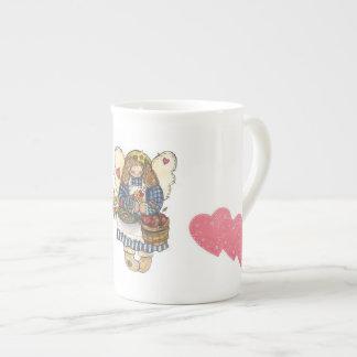 Mugs: Yuletide Angel Tea Cup
