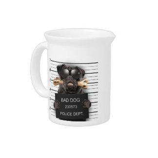 Mugshot dog,funny pug,pug pitcher