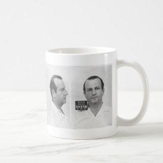 Mugshot Mug. Jack Ruby Coffee Mug