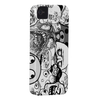 Muh Phone | the Trollface Collection (1/3) iPhone 4 Case-Mate Case