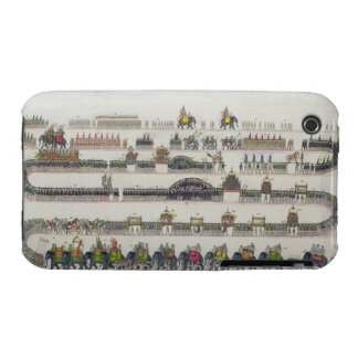 Muharram Ceremony, Faizabad, 1772 from 'The Gentil iPhone 3 Cases