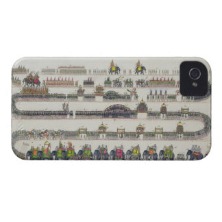 Muharram Ceremony, Faizabad, 1772 from 'The Gentil Case-Mate iPhone 4 Cases