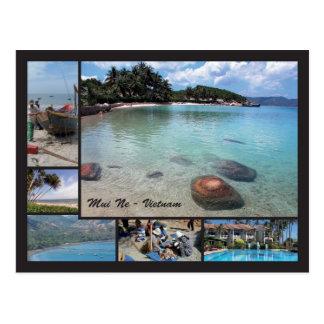 Mui - Vietnam Postcard