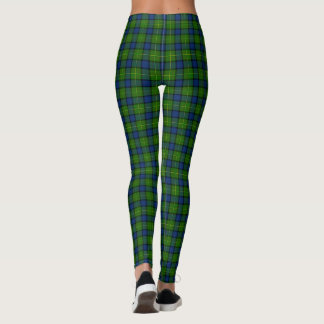 Muir - Moore tartan plaid Leggings