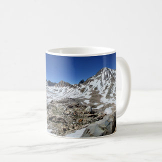 Muir Pass Panorama from Above - John Muir Trail Coffee Mug