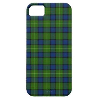 Muir Tartan Plaid Case For The iPhone 5