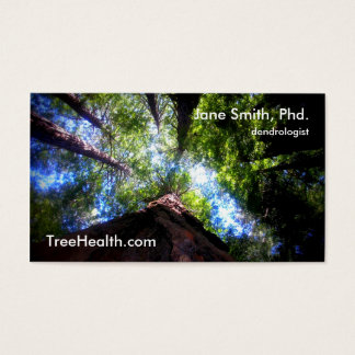 Muir Woods Business Cards