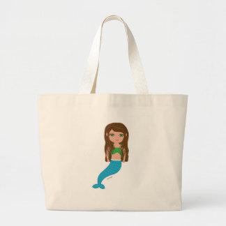 Muirenn the Mermaid Beach Bag