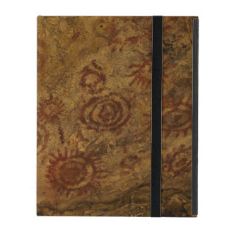 Muisca Cave Paintings iPad Covers