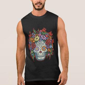 Mujere Muerta Con Gracias II Sleeveless Shirt