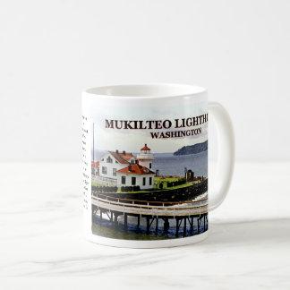 Mukilteo Lighthouse, Washington Mug