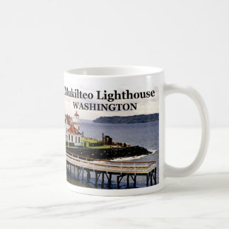 Mukilteo Lighthouse, Washington Mug #2