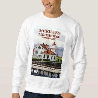 Mukilteo Lighthouse, Washington Sweatshirt
