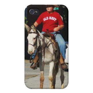 mule at ozark mo iPhone 4/4S case