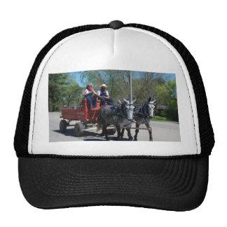 mule day parade trucker hats