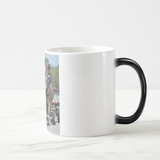 mule day parade mug