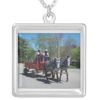 mule day parade pendants