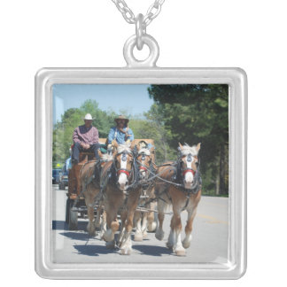 mule day parade necklace