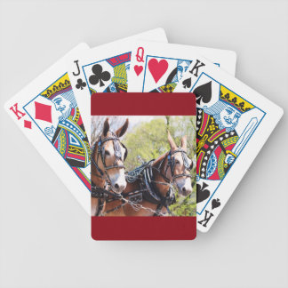 Mule Days in Columbia, TN Bicycle Playing Cards