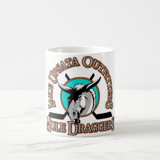 Mule Draggers coffee mug