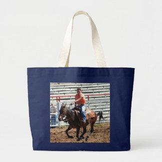 mule in pole bending bag