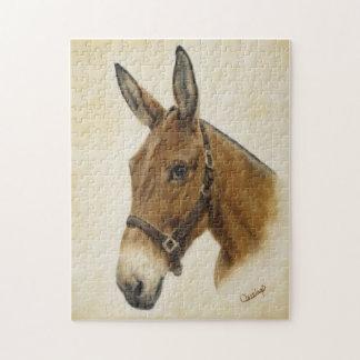Mule Puzzle
