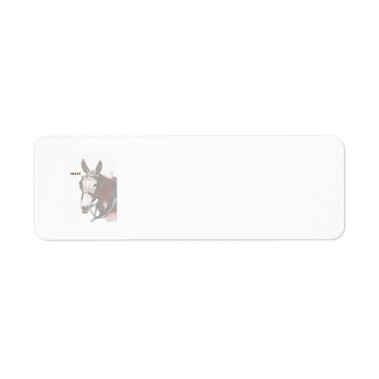 Mule Return Address Labels