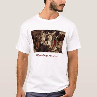 Mule Speak T-Shirt