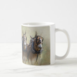 Mule Train Coffee Mug