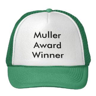 Muller Award Winner Cap