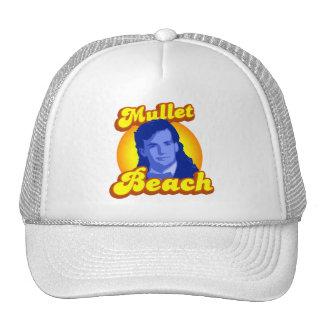 Mullet Beach Trucker Hat